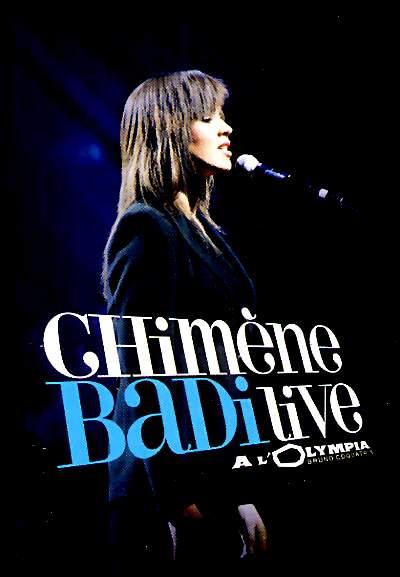 Chimène Badi - Live à l'Olympia affiche